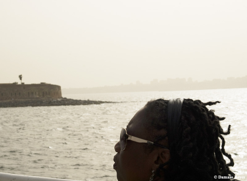 Off the Coast of Gorée Island